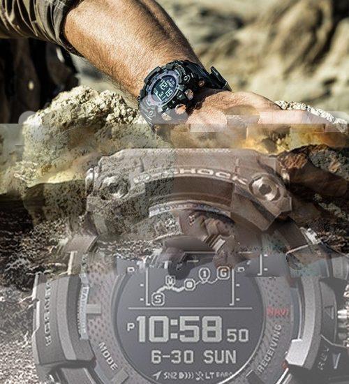 Đồng hồ G Shock chống nước bao nhiêu mét?