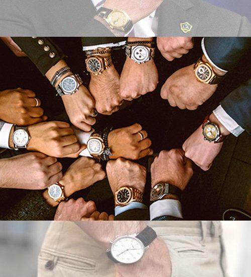 Người đeo đồng hồ trên tay phải có tính cách như thế nào ?
