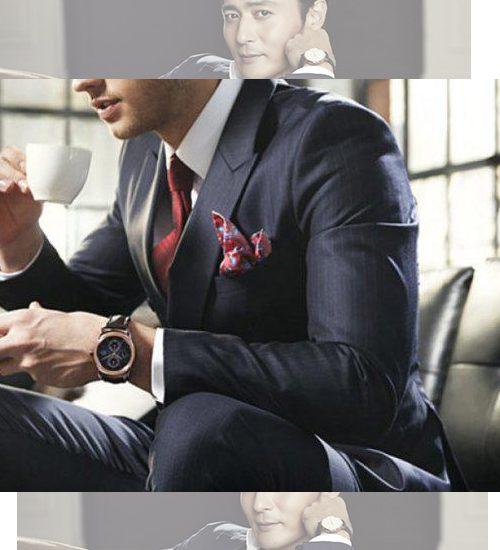 Đồng hồ cho anh chàng doanh nhân thành đạt