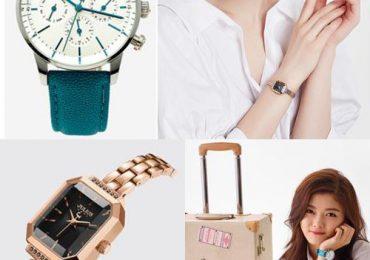 Gợi ý những mẫu đồng hồ Hàn Quốc chuẩn đẹp ngày hè