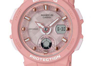 Khám phá mẫu đồng Hồ Nữ Casio Baby G BGA-250-4ADR siêu hot