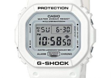 Top 5 Mẫu đồng hồ Casio mặt vuông G-Shock được yêu thích nhất