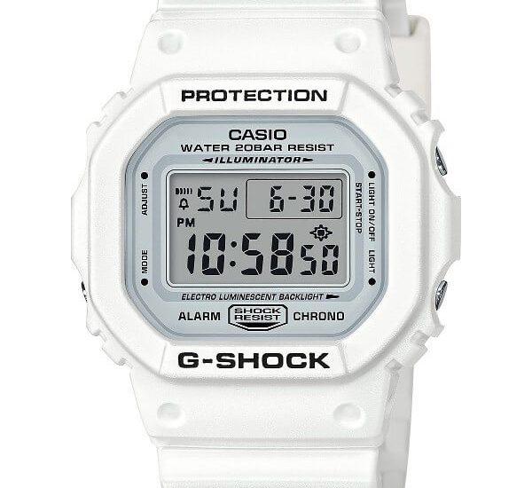 Sức mạnh cuốn hút từ đồng Hồ nam Casio G Shock DW-5600MW-7