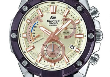 Chiêm ngưỡng mẫu đồng hồ Casio Edifice EFR-559BL-7AV