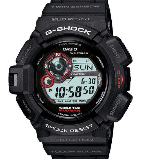 Lịch sử dòng đồng hồ Casio G-Shock Master of G