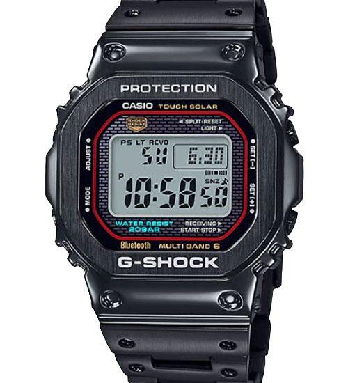 Đồng Hồ Nam Casio G Shock GMW-B5000TFC-1 Pin Năng Lượng