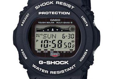 Sốc với đồng hồ Casio G-Shock GWX-5700 đậm chất thể thao