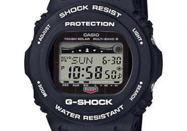 Chạy ngay đi bỏ bùa phái mạnh bằng đồng hồ G Shock GWX-5700CS-1
