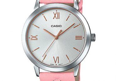 Chia sẻ mẫu đồng hồ nữ CasioLTP-E153L-4A vạn người mê