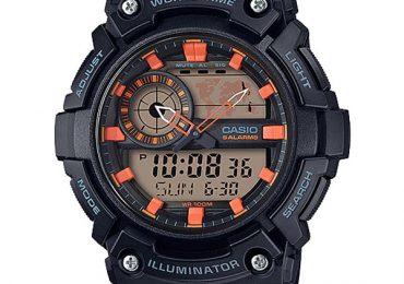 Tổng quan từ A-Z về đồng hồ AEQ-200W đậm chất thể thao