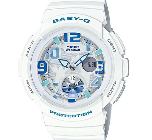 Hướng dẫn sử dụng đồng hồ CasioBaby-G BGA-190 siêu đơn giản