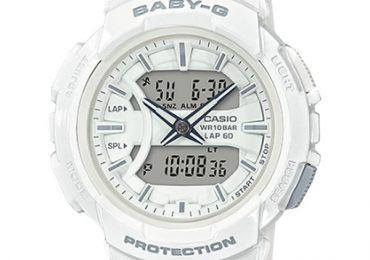 Mẹo chỉnh giờ cho đồng hồ Casio Baby-G BGA-240 siêu dễ