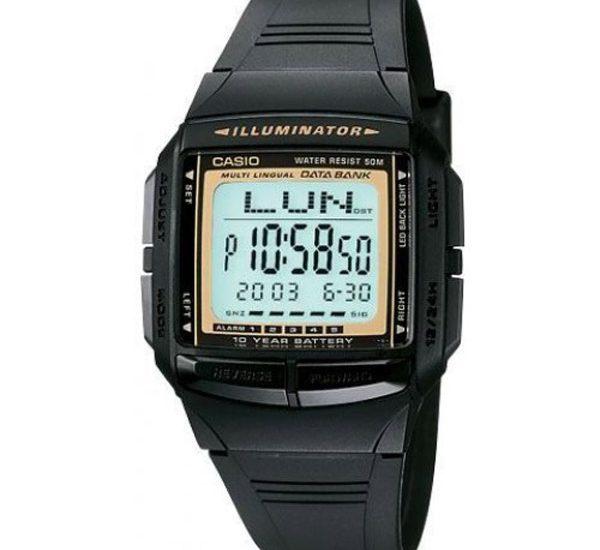 Hướng dẫn cách sử dụng đồng hồ Data Bank DB-36