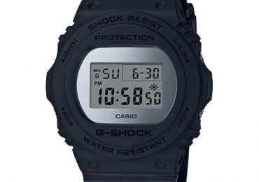 Phiên bản đồng hồ CasioG-Shock DW-5700BBMA-1 đặc biệt
