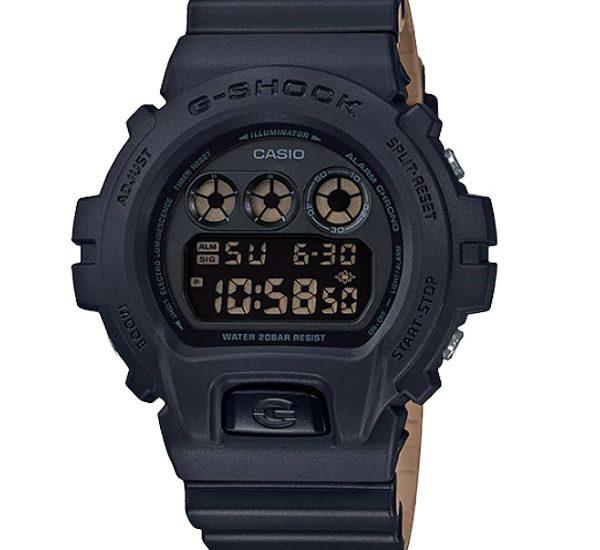 Hướng dẫn sử dụng và chỉnh giờ đồng hồ G-Shock DW-6900