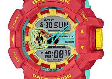 Hướng dẫn sử dụng và cách chỉnh giờ đồng hồGA-400CM