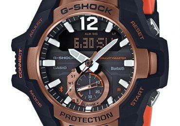 Khám phá bộ sưu tập đồng hồ G-Shock GR-B100 Gravitymaster