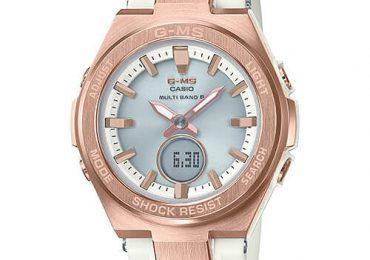 Đồng hồ Casio Baby-G MSG-S200G-7A dây nhựa model 2018
