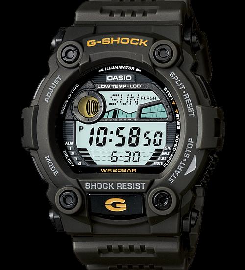 Top 3 mẫu đồng hồ G Shock hot nhất hiện nay