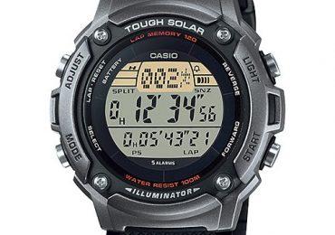 Hướng dẫn cách sử dụng đồng hồ điện tử Casio W-S200H