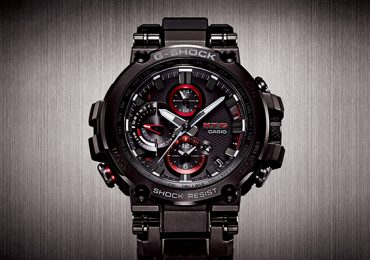 Khám phá cấu trúc mới của đồng hồ G Shock