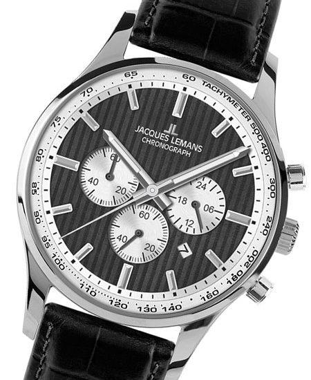 Mê mẩn đồng hồ đeo tay Jacques Lemans Thuỵ Sĩ