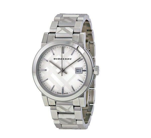 Cách nhận biết đồng hồ Burberry chính hãng và Fake