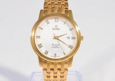 Đồng hồ Omega là thương hiệu của nước nào?