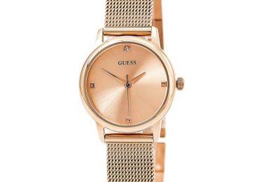 Ngạc nhiên với vẻ đẹp của bộ sưu tập đồng hồ đeo tay Guess
