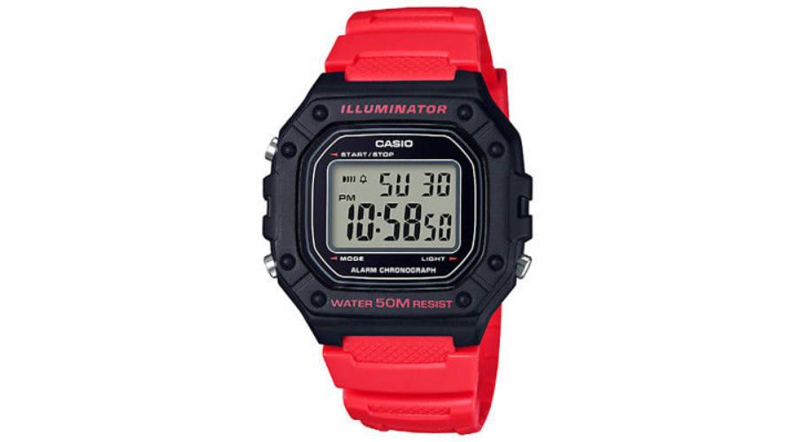 Khám phá mẫu đồng hồ nam Casio W-218H-4BV
