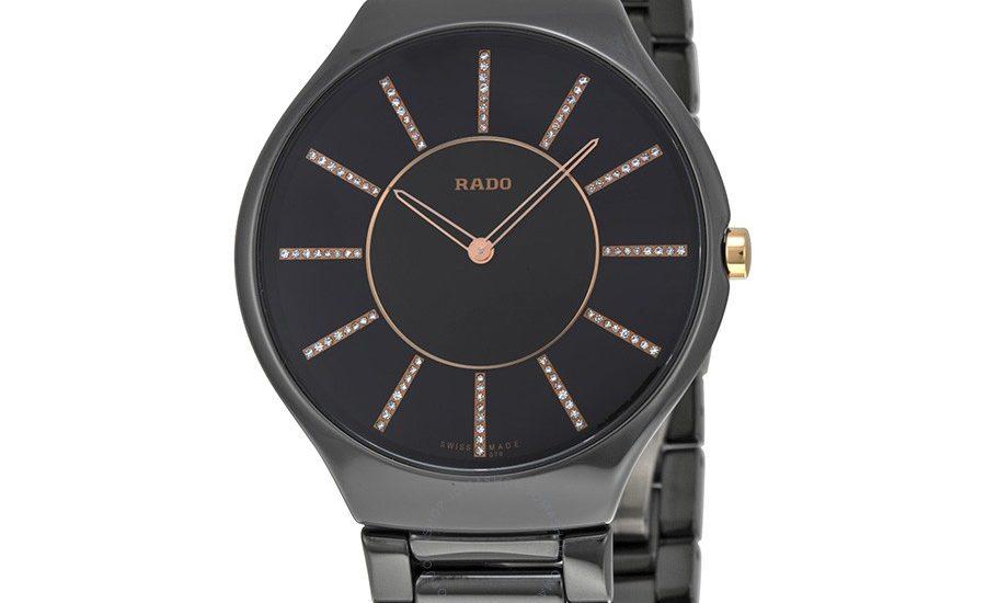 Chia sẻ bí quyết lựa chọn đồng hồ Rado chính hãng