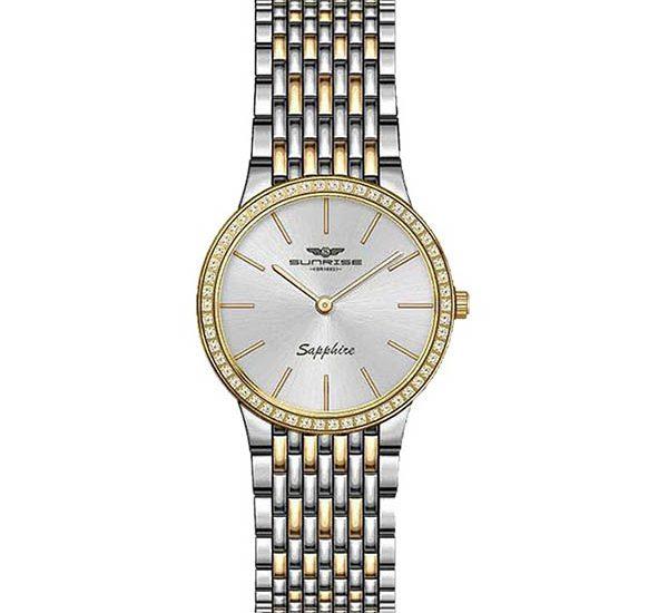 Đồng hồ Sunrise phong cách sang chảnh cho phái đẹp