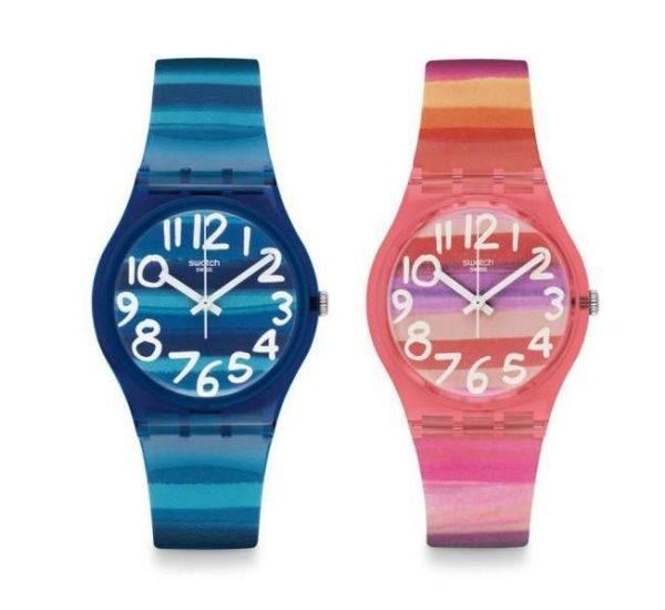 Cách vệ sinh dây đeo đồng hồ Swatch siêu đơn giản