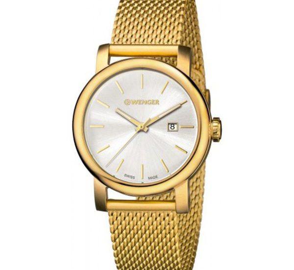 Đồng hồ đeo tay Wenger là của nước nào?