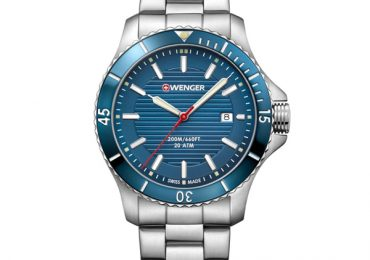 Ưu điểm của đồng hồ đeo tay Wenger Thuỵ Sĩ