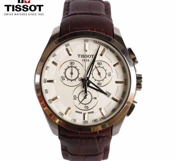 Bí mật nằm sau những siêu phẩm đồng hồ Tissot dây da 1853 nam sang trọng