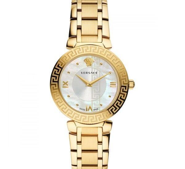 Thương hiệu đồng hồ Versace là của nước nào?
