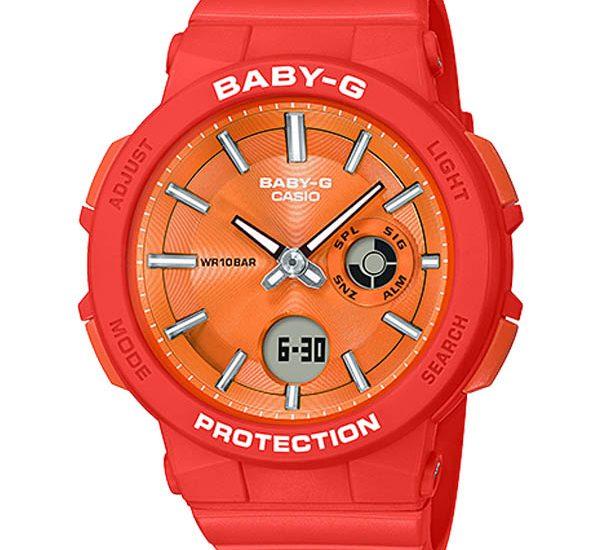 Đồng hồ Baby-G BGA-255-4A phiên bản ấn tượng cho phái đẹp