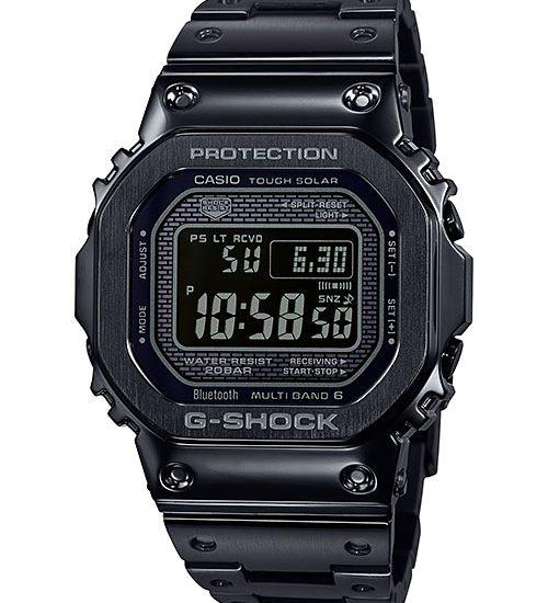 [G-Shock 2018] GMW-B5000GD – 2 Màu Đen và Vàng Kinh Điển