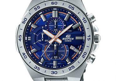 Đồng hồ nam Casio Edifice EFR-564D-2AVDF dây đeo kim loại
