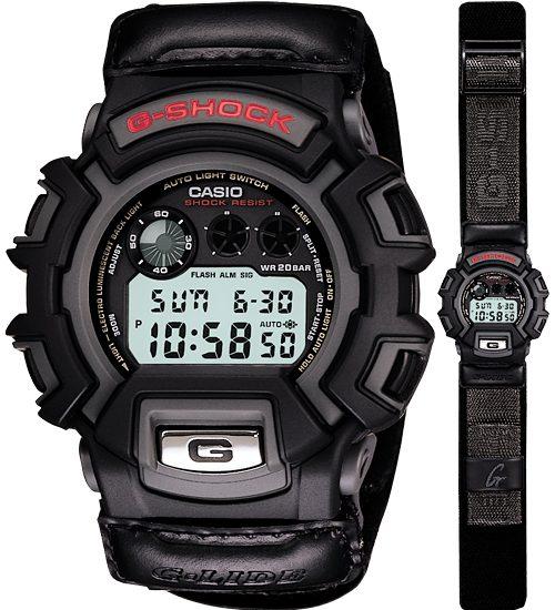 [Lịch sử G-Shock] Đồng Hồ G Shock GL-100V-1T Ra đời năm 1999