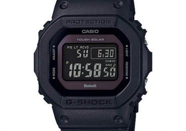 [Casio 2018] Đồng Hồ nam Casio G Shock GW-B5600BC -1B