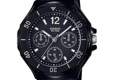 Khám phá mẫu đồng hồ casio LRW-250H-1A1 dễ thương dành cho bé gái