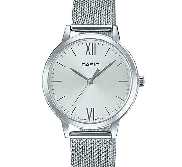 Ấn tượng đồng hồ Casio LTP-E157M-7A dành cho nữ