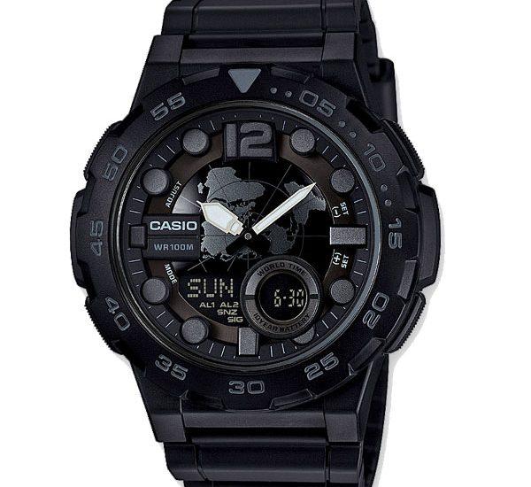 Top 4 đồng hồ Casio Pin 10 năm giá dưới 2 triệu siêu hot