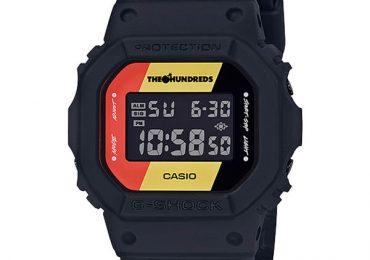 Hãng Casio phát hành đồng hồ G Shock DW-5600HDR màu sắc ấn tượng