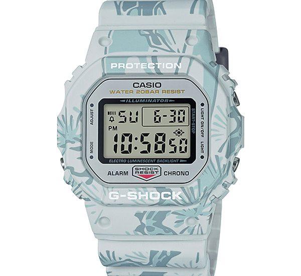 Khám phá mẫu đồng hồ G Shock mới DW-5600SLG-7