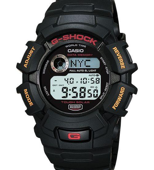 [Lịch sử G-Shock] Phiên bản đồng hồ G-2300-1 pin năng lượng mặt trời