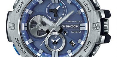 G Shock GST-B100D phiên bản 2018 có gì đặc biệt
