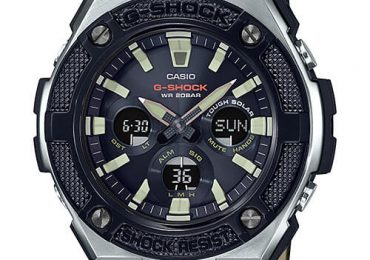 Cặp đôi G-Shock G-STEEL GST-S310BDD-1A and Baby-G G-MS MSG-S200BDD-1A
